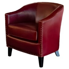 <strong>Home Loft Concept</strong> Bonded Leather Chair
