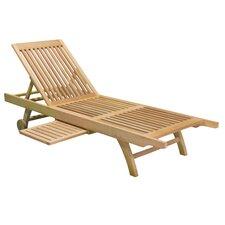 Antoni Outdoor Eucalyptus Lounge