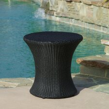 Tangiers Wicker Outdoor Accent Table