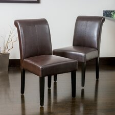 Bilbao Roll-Top KD 2pk Dining Chair (Set of 2)