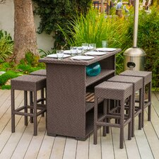 Hermosa 7 Piece Dining Set
