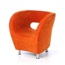 Hester Microfiber Modern Chair