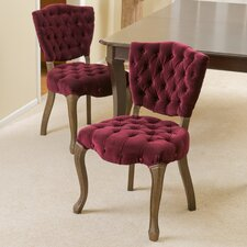 <strong>Home Loft Concept</strong> Bates Side Chair (Set of 2)