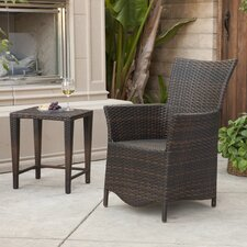 Julio Outdoor Wicker Chair