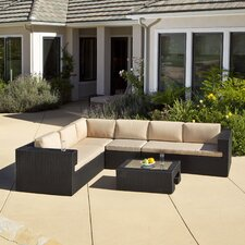 Quinn 5 Piece Deep Seating Group