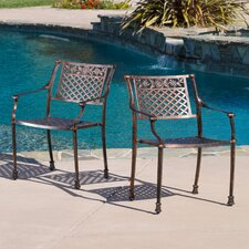 Bree Arm Chair (Set of 2)