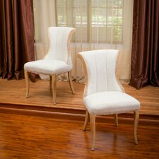 Miltonia Wood Dining Side Chair (Set of 2)