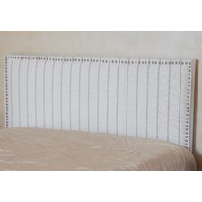 Ellerbe Striped Fabric Headboard