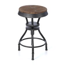 Forston Fir Top Adjustable Barstool