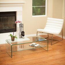 Celeia Coffee Table with Shelf