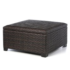 Auckland Wicker Storage Ottoman