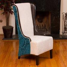 Ainsel High Back Fabric Arm Chair