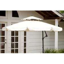 9.8' Cool Breeze Cantilever Umbrella