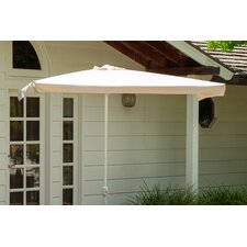 7.6' Catalpa Cantilever Umbrella
