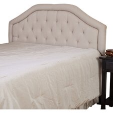 Lexi Queen/Full Tufted Fabric Headboard
