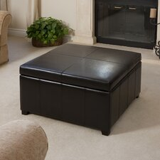 Forrester Storage Cocktail Ottoman