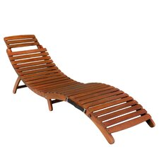 <strong>Home Loft Concept</strong> Lahaina Outdoor Chaise Lounge