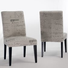 Sampson Printed Dining Chairs (Set of 2)