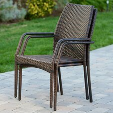 Canoga Arm Chair (Set of 2)