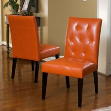 <strong>Home Loft Concept</strong> Reseda Stitched 2pk Dining Chair (Set of 2)