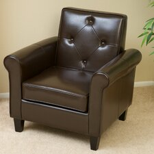 <strong>Home Loft Concept</strong> Huntley KD Tufted Club Chair