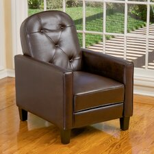 <strong>Home Loft Concept</strong> Johnstown KD Tufted Recliner