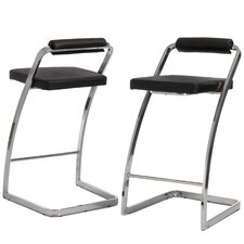 Lausanne Modern Barstools (Set of 2) (Set of 2)