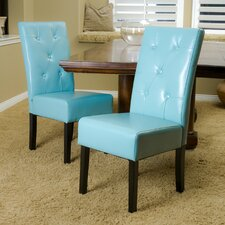 Victor 5-Tufted KD 2pk Dining Chair (Set of 2)