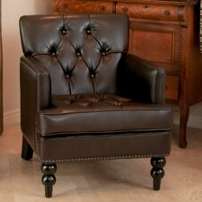 Malone Leather Chair