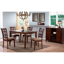 <strong>Urban Styles Furniture Corp.</strong> Montecito 5 Piece Dining Set