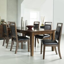 Times Square 7 Piece Dining Set
