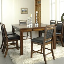 Times Square 7 Piece Counter Height Dining Set