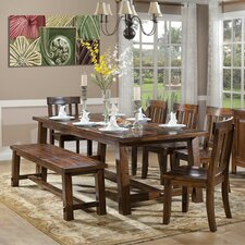<strong>Urban Styles Furniture Corp.</strong> Sonoma Vintage 8 Piece Dining Set