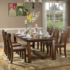 <strong>Urban Styles Furniture Corp.</strong> Sonoma Vintage 7 Piece Dining Set