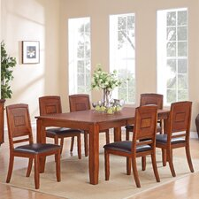 Augusta 7 Piece Dining Set