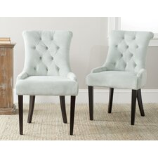 <strong>Safavieh</strong> Wildwood Side Chair (Set of 2)