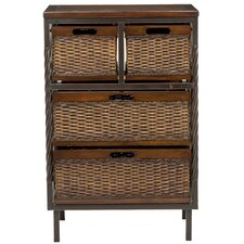 Cutler 4 Drawer Storage Unit