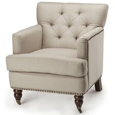 Dixie Tufted Club Armchair