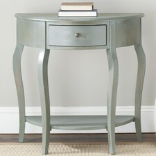 Jennings Demilune Small Console Table