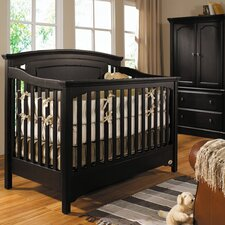 <strong>Capretti Design</strong> Veneto Convertible Crib Set