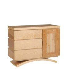 Milano 3-Drawer Cupboard