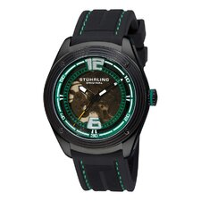 Men's Millennia Conquest Automatic Round Watch