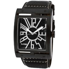 Men's Ebi-Grand Rectangle Watch