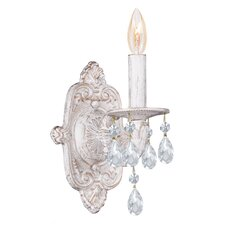 Sutton 1 Light Candle Wall Sconce