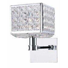 <strong>Crystorama</strong> Chelsea 1 Light Wall Sconce