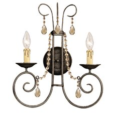 Soho 2 Light Wall Sconce