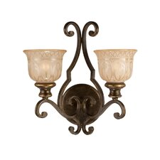 Norwalk 2 Light Wall Sconce