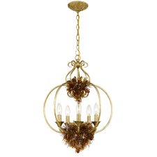 Fiore 5 Light Foyer Pendant