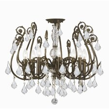 Regis 8 Light Chandelier