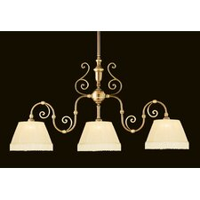 Birmingham 3 Light Kitchen Island Pendant / Billiard Light